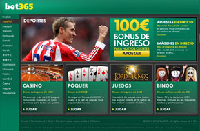 Real Money Sportsbook Bonus at BET 365 Sportsbook